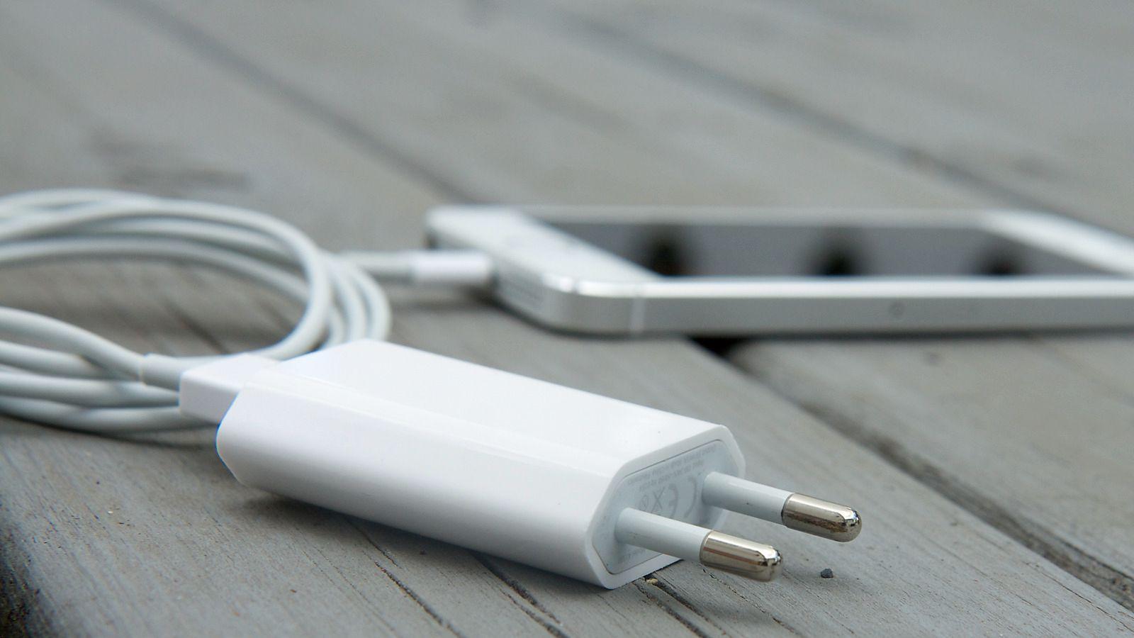 Slik ladekloss får du ikke med i iPhone 12, ifølge ryktene.
