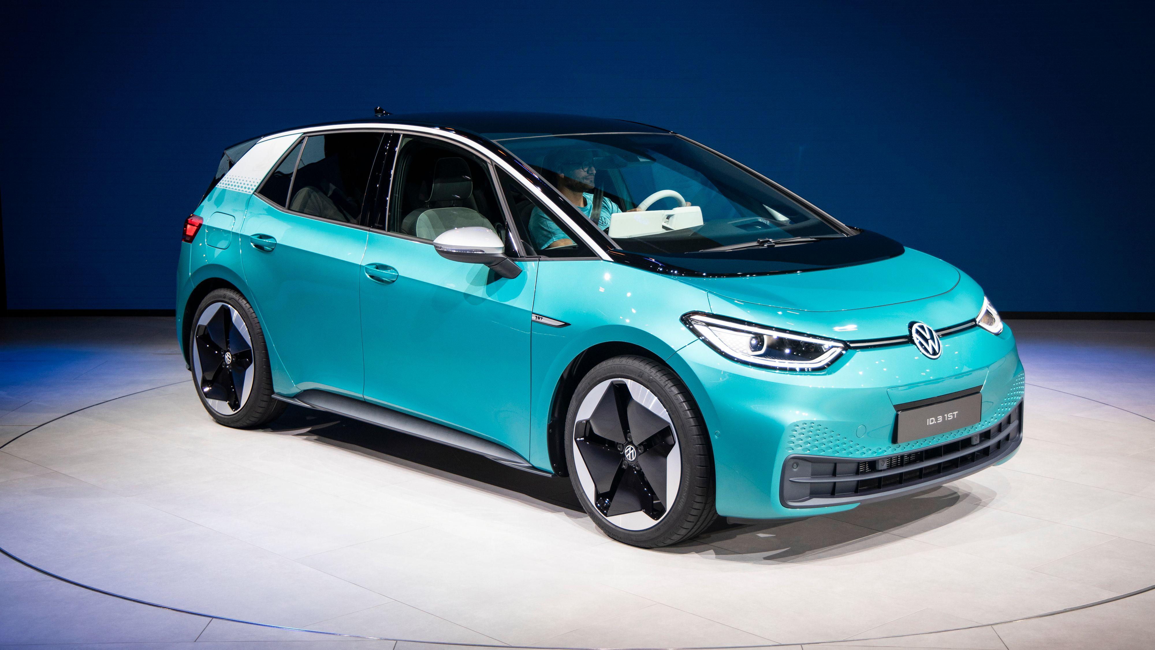 Volkswagens ID.3 vil ikke leveres ut til kunder før i september - uten minst én nøkkelfunksjon.