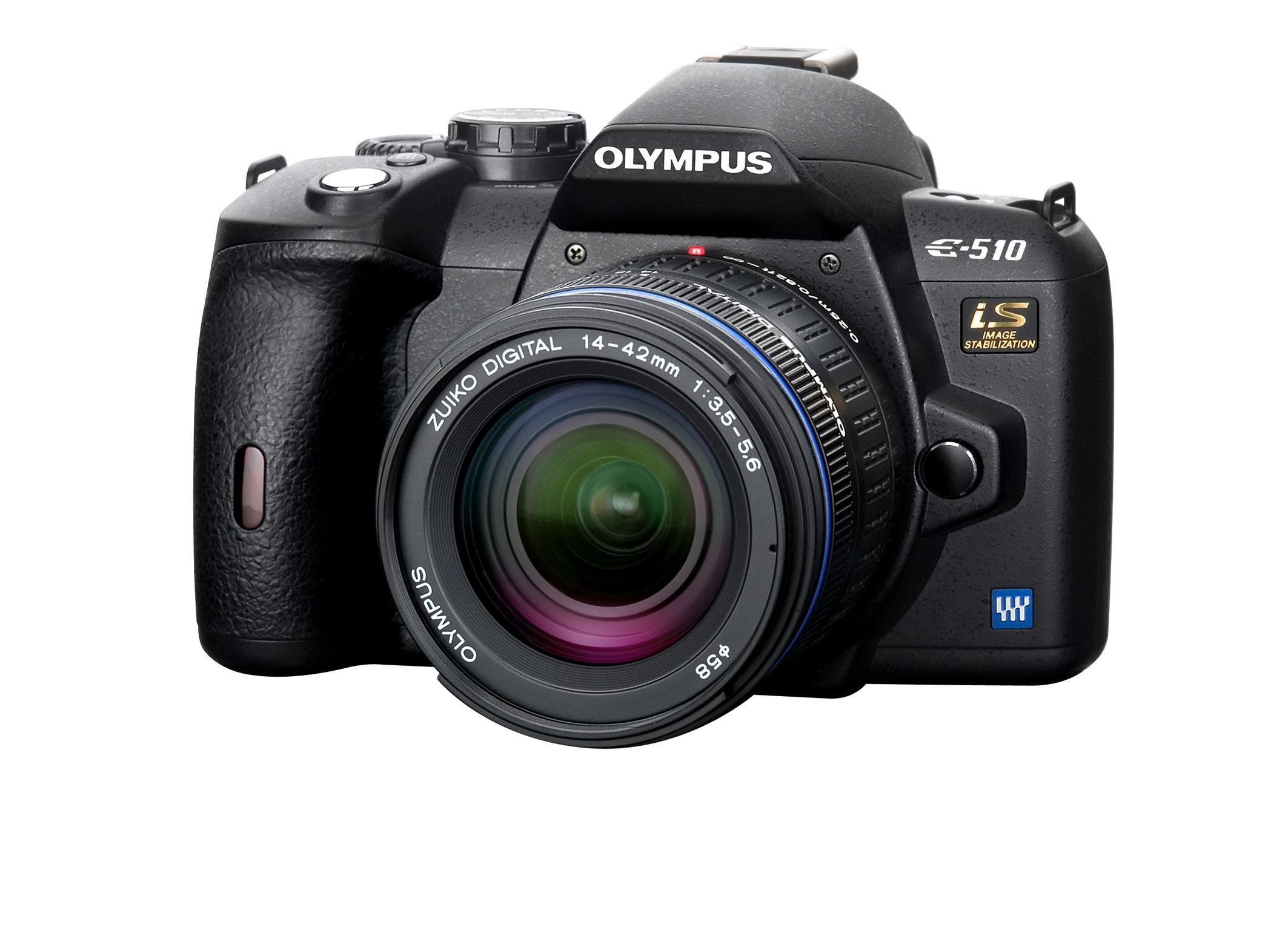 Olympus E-510 - snart i ny versjon?