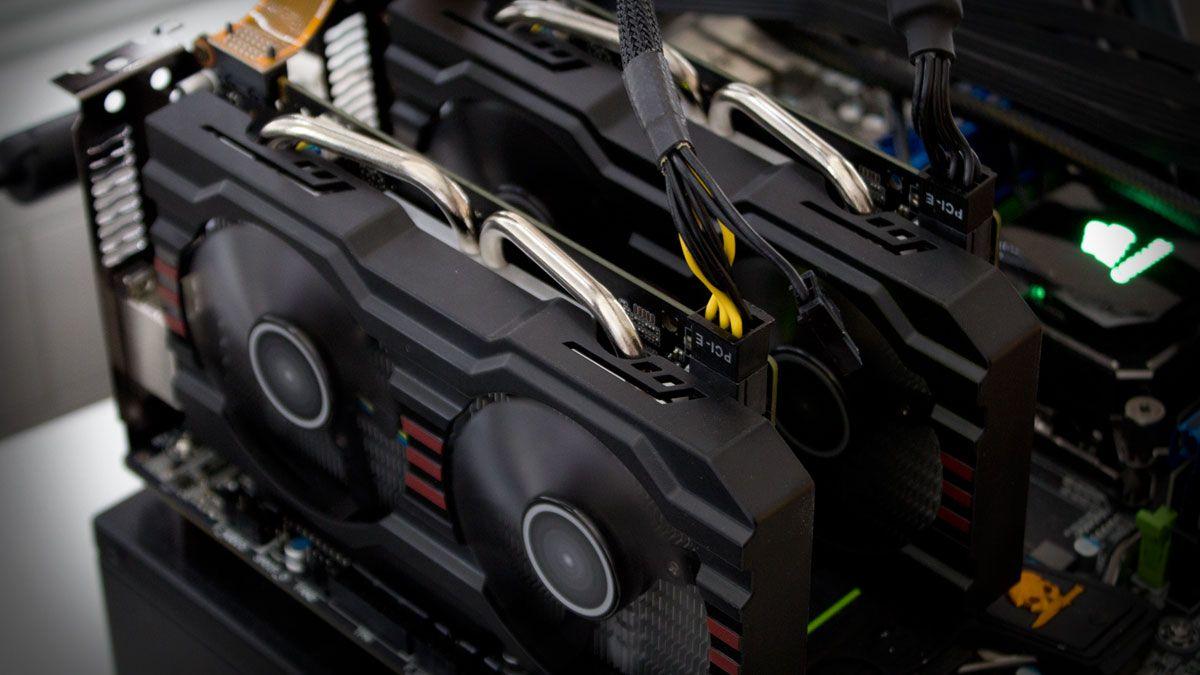 Asus GeForce GTX 650Ti BOOST DirectCU II OC (2-way SLI)