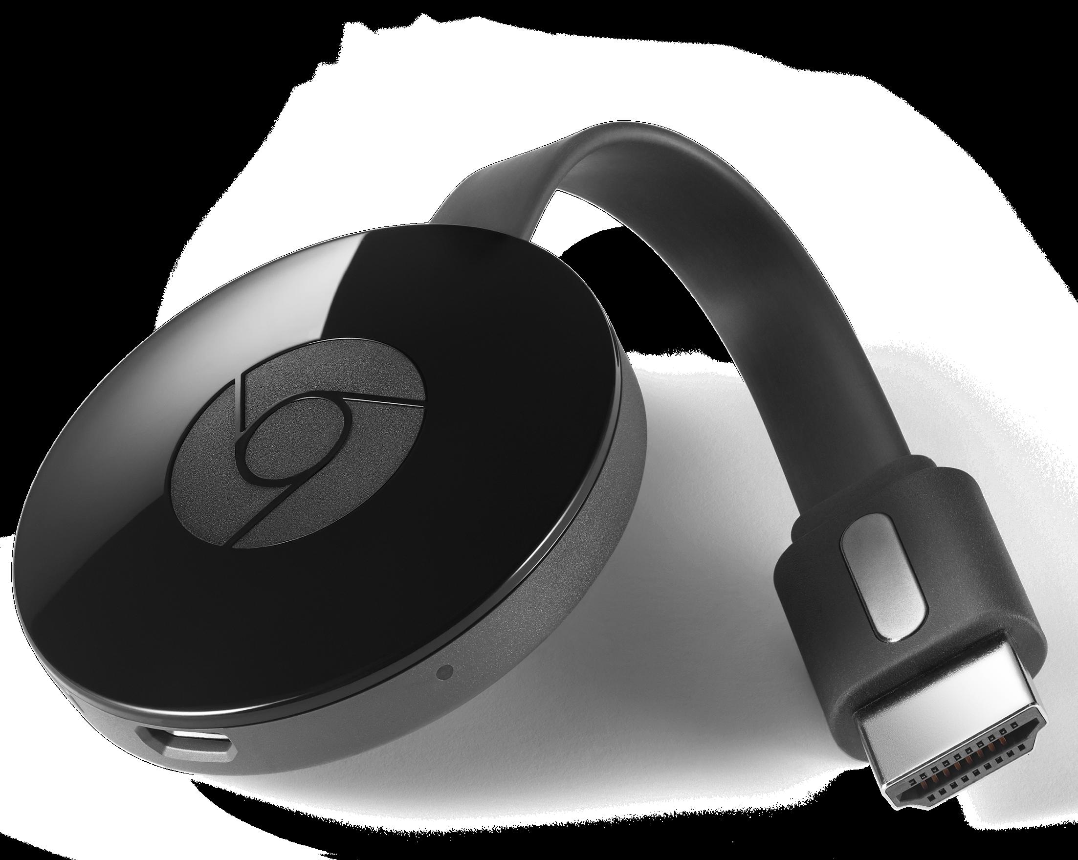 Google Chromecast kan kanskje fungere som en mottaker for Googles spillstrømmetjeneste. Bilde: Google