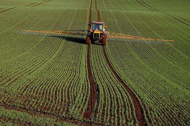 Jordbruk er ok, men linkfarming er ikke det. Foto: geograph.org / Creative Commons
