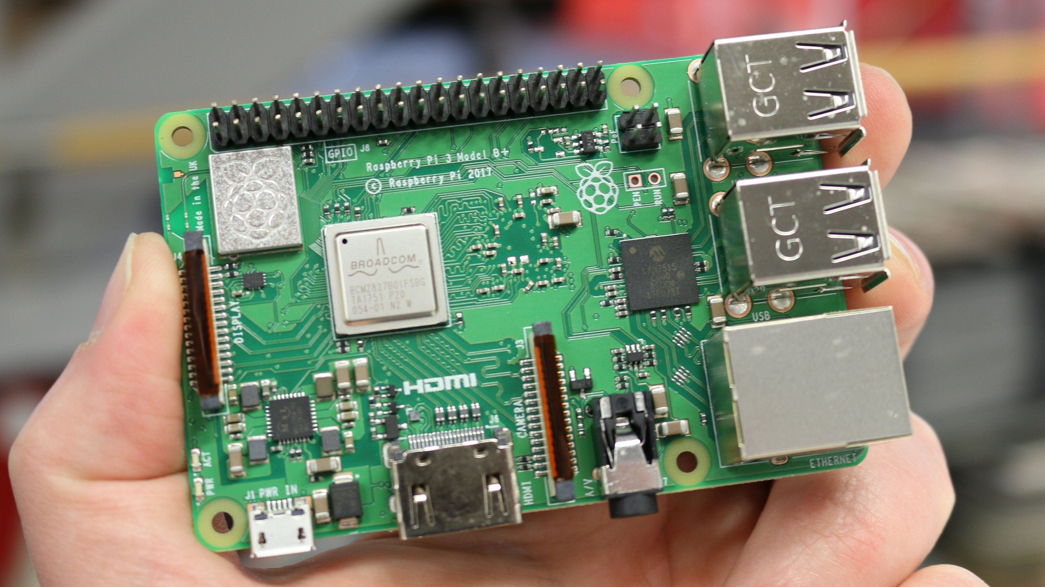 Hjelp, jeg må bruke Raspberry Pi