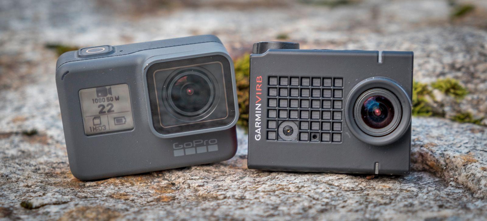 GoPro gjør veldig mye bra med den nyeste toppmodellen, men Garmin er bedre der vi synes det teller mest.