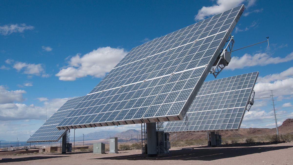Ny rekord innen solenergi
