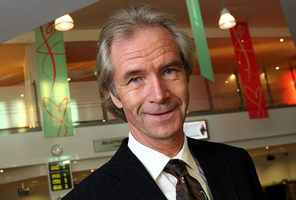 Rolf Forsdahl. Foto: HSH