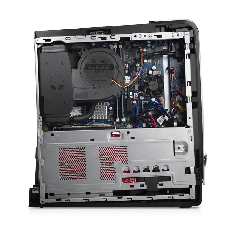 X51 R3 får en ny kjøleløsning. Foto: Dell