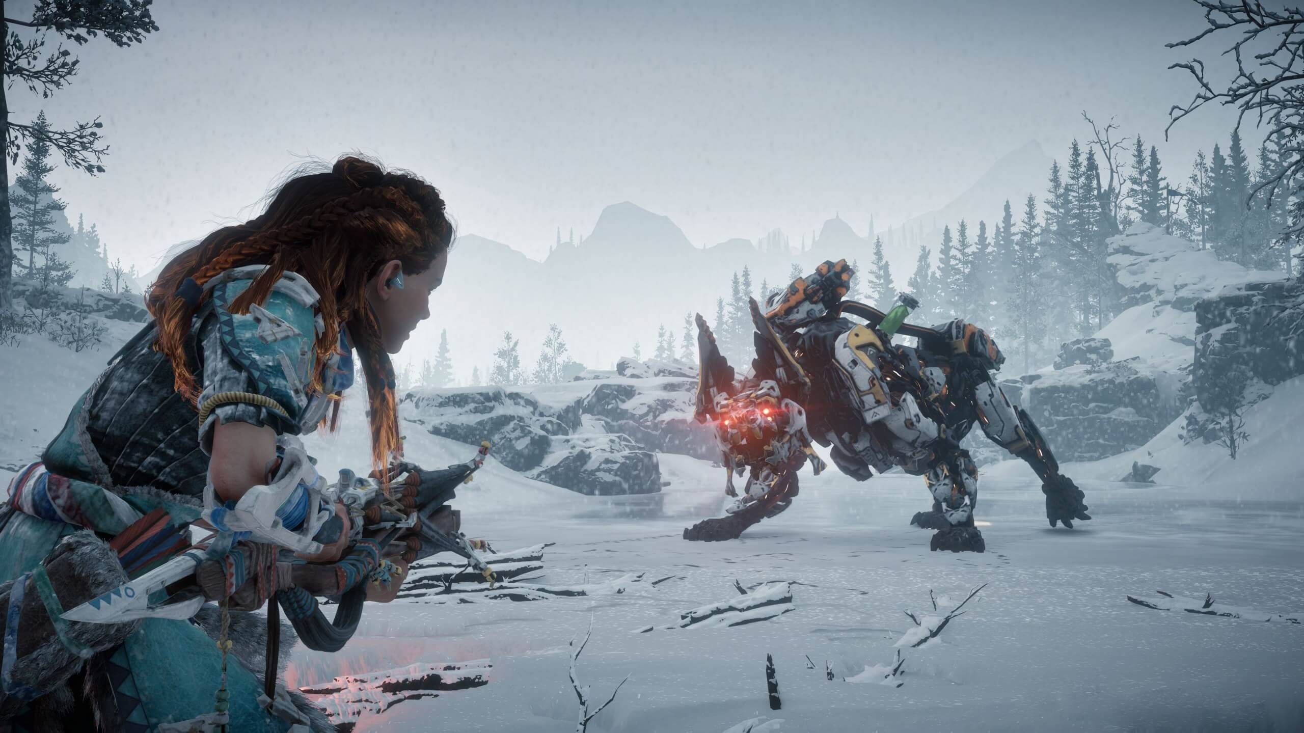 PS4-klassikeren Horizon Zero Dawn kommer til PC
