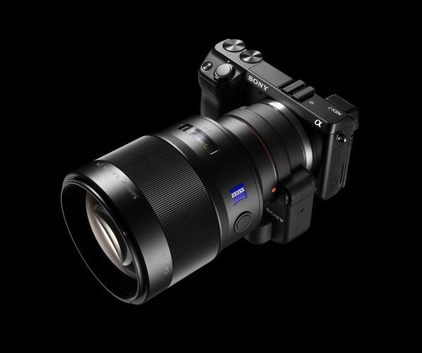 Sony NEX-7. Foto Sony.
