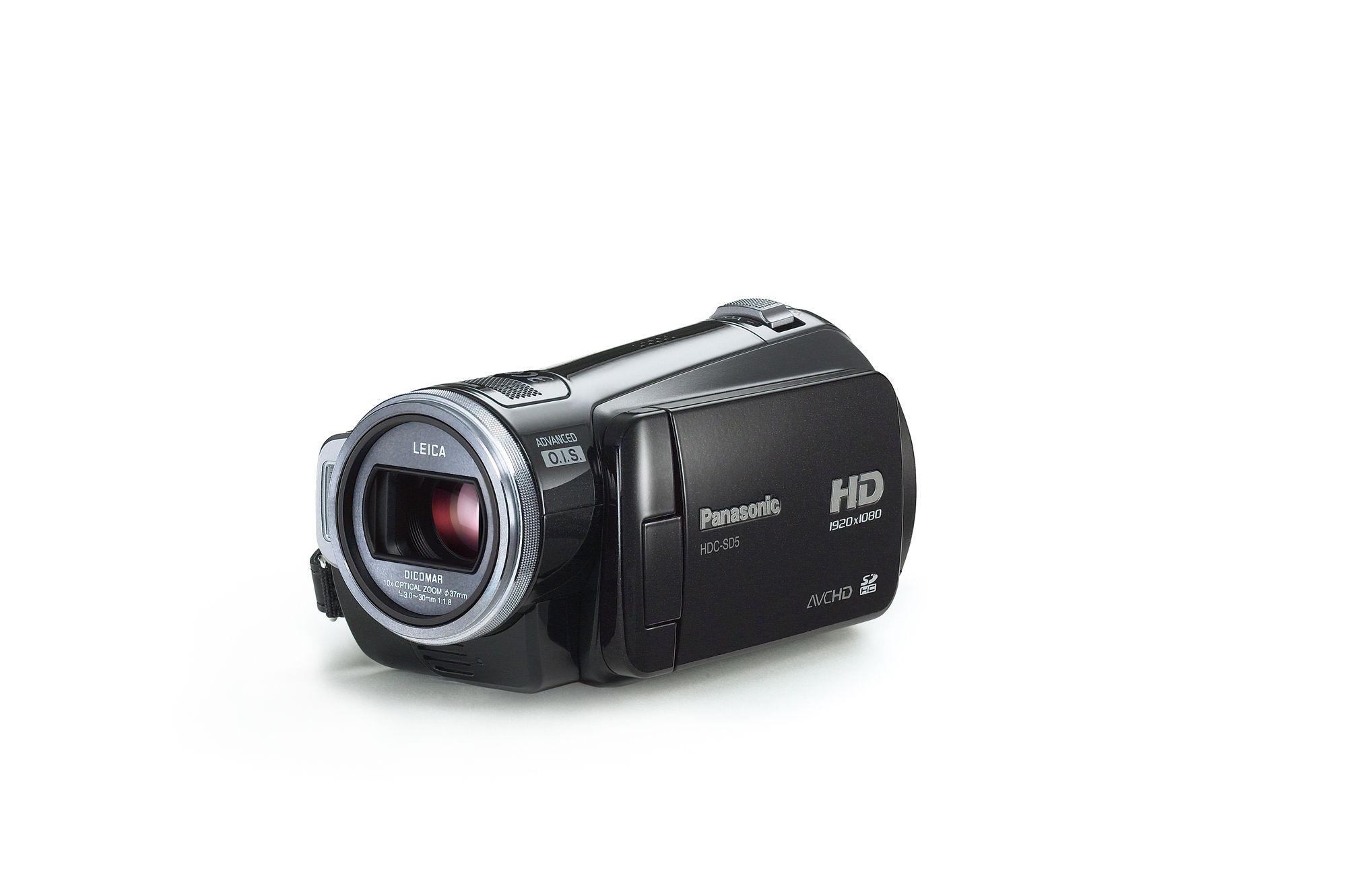 Verdens minste HD-kamera med 3 CCD-brikker