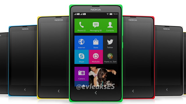 Kommer Nokias Android-mobil likevel?
