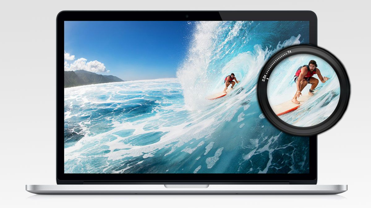 "Apple MacBook Pro 13"" med Retina-skjerm"