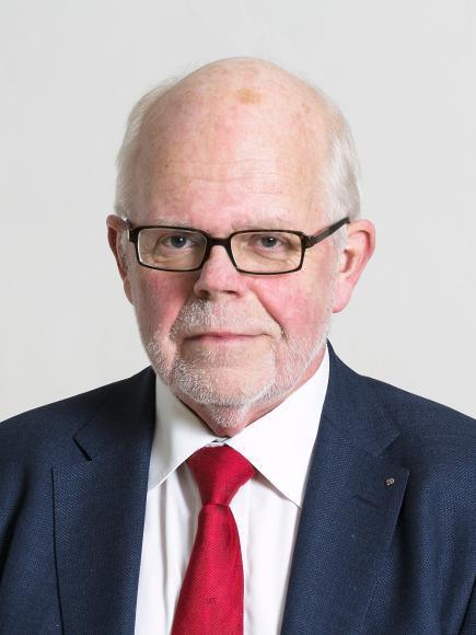 Tom Lundin.