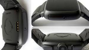 Omate er en vanntett smartklokke med SIM-kort og 3G. Den kan også brukes sammen med en smartmobil via Bluetooth.