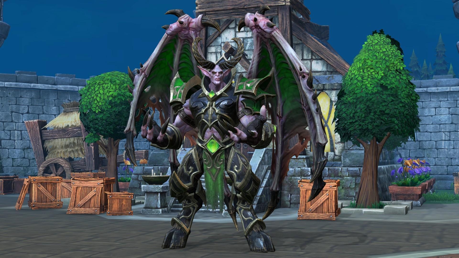Nye Warcraft 3 møter massiv motstand fra brukerne