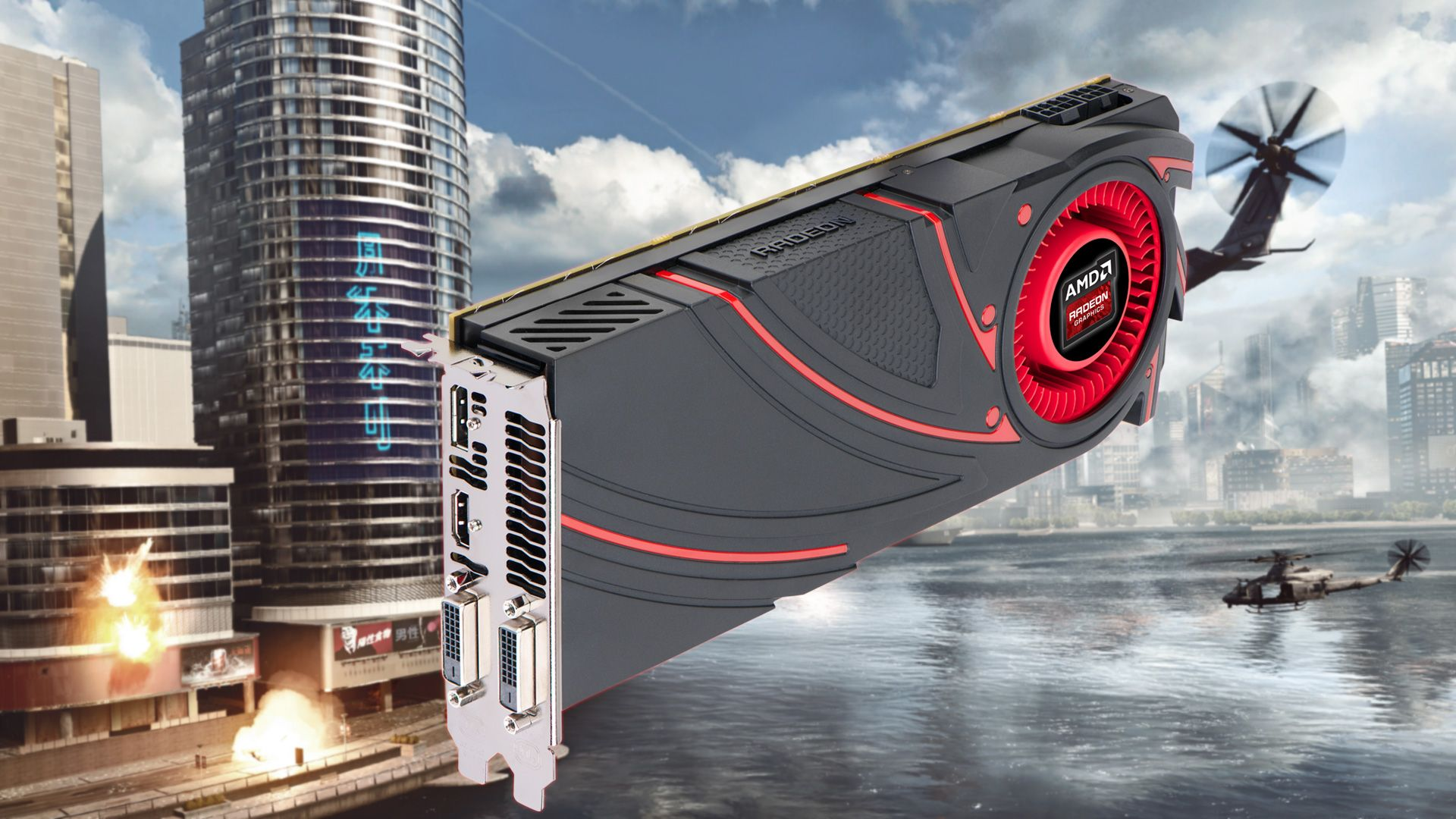Dette er AMDs neste toppskjermkort