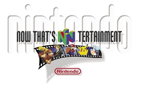 Denne velkomstsiden traff du på nintendo.no i 1999.