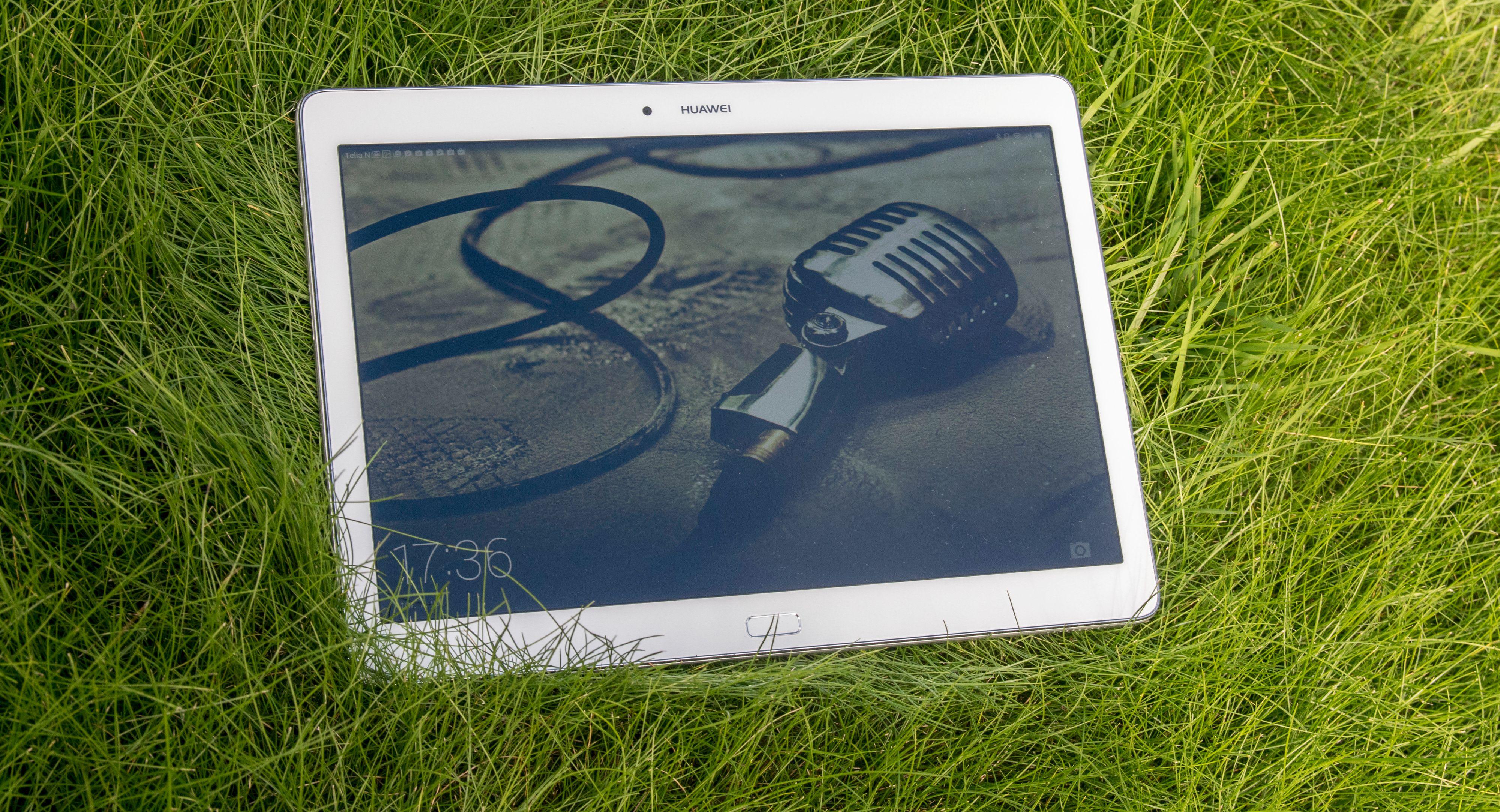 Galaxy Tab S vs Huawei MediaPad M5 Test Tek.no