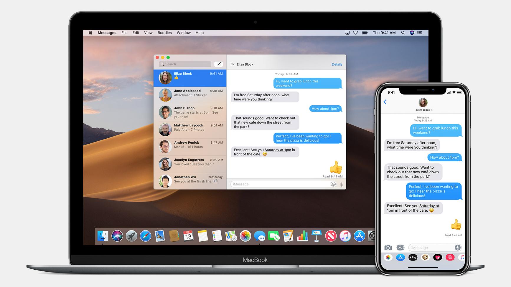 Slik kan Apples nye Meldinger-app bli