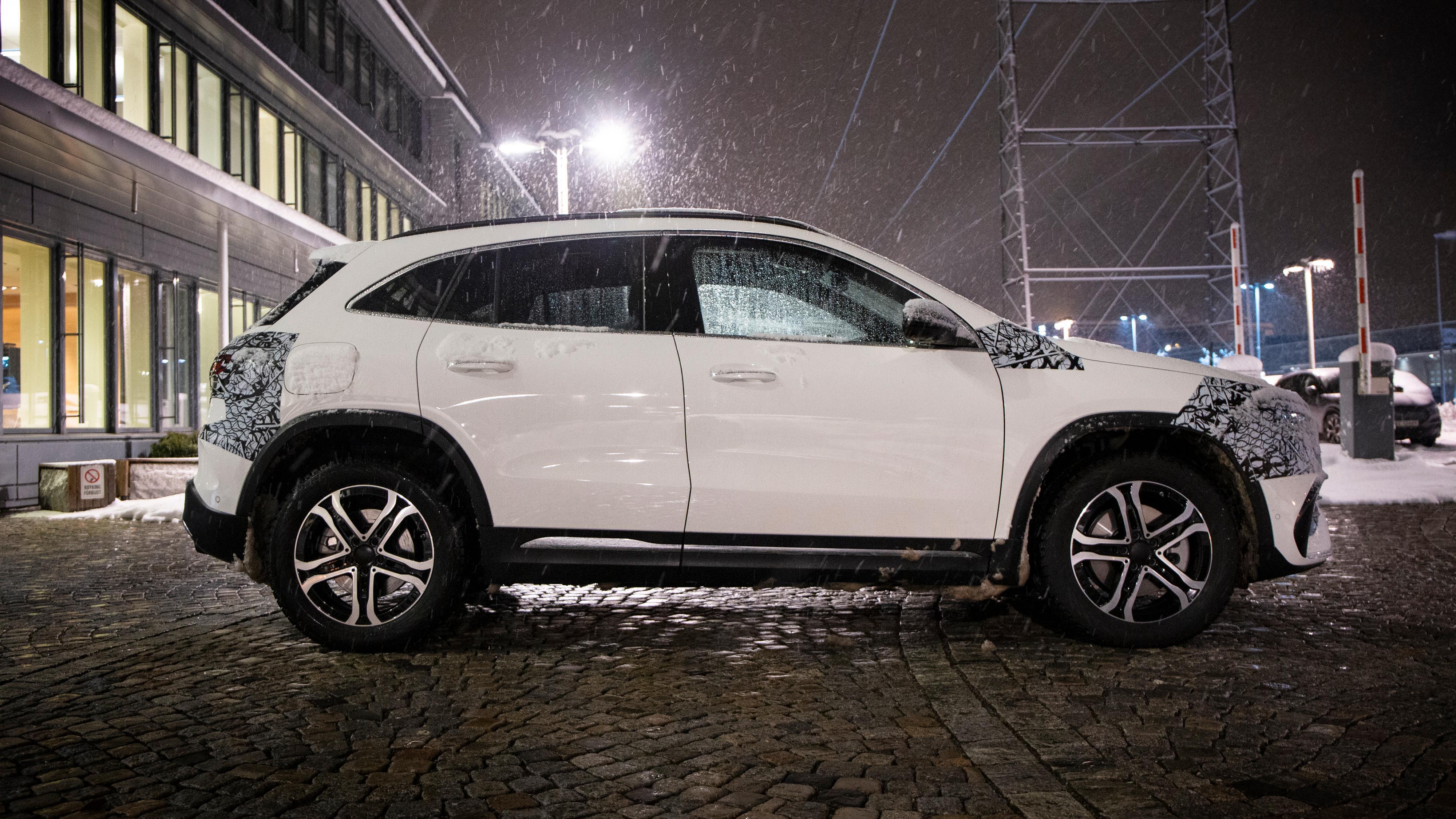 Her er Mercedes-Benz' nye elbil - vi har allerede tatt en prøvetur