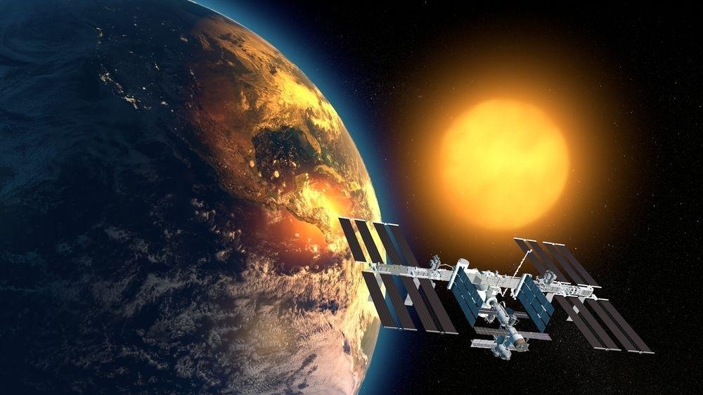 ISS kan snart få seg en diger laserkanon