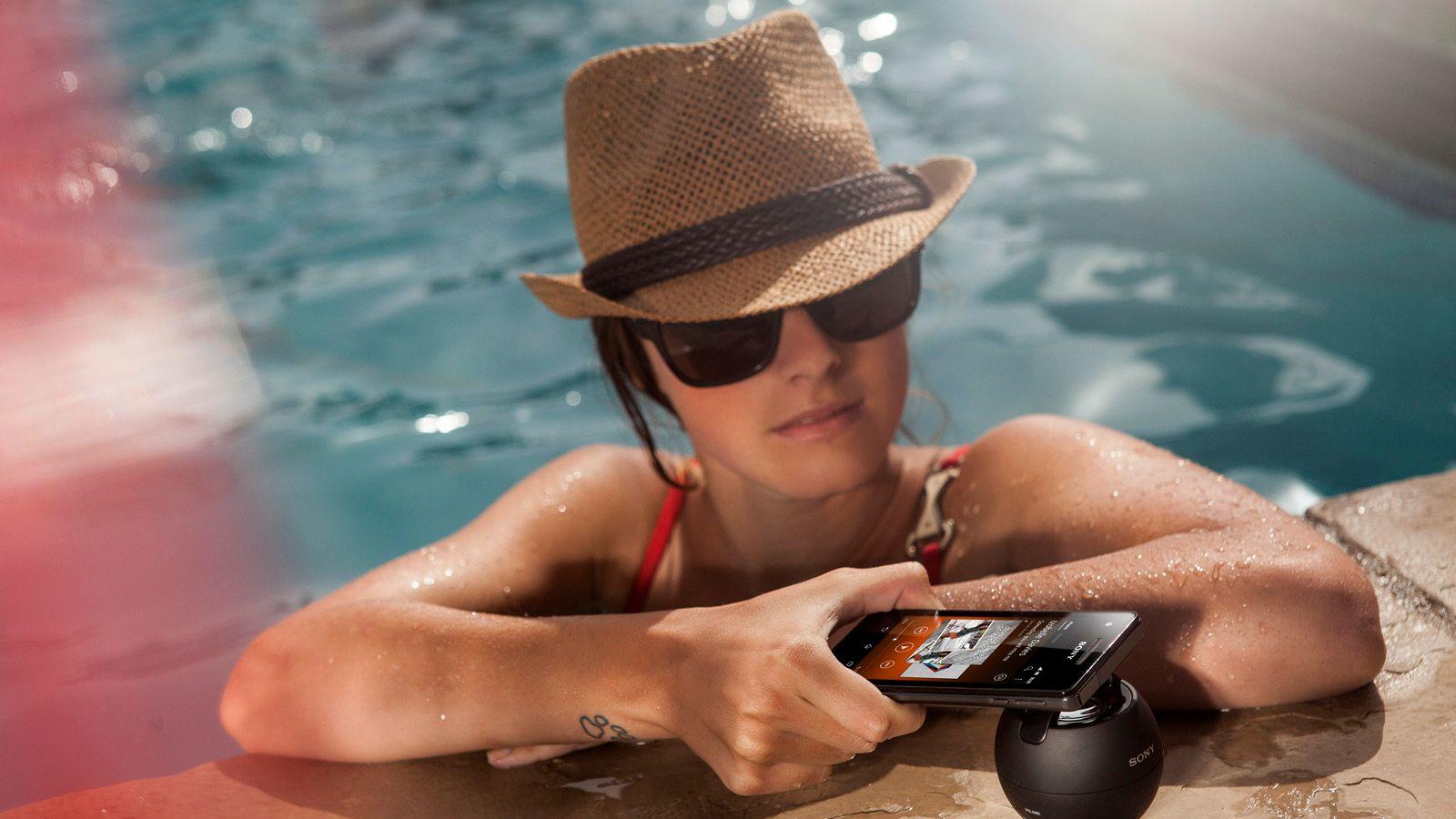 Sony lanserte James Bond-mobilen