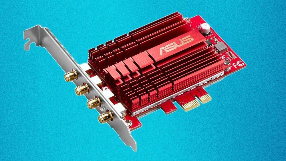 Asus' nye trådløse nettverkskort gjør kabelnettverket gammeldags