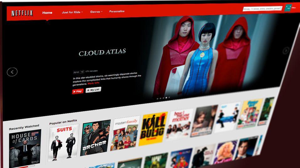 Til våren kan du se om TVen er «Netflix Recomended» før du kjøper den.Foto: Netflix