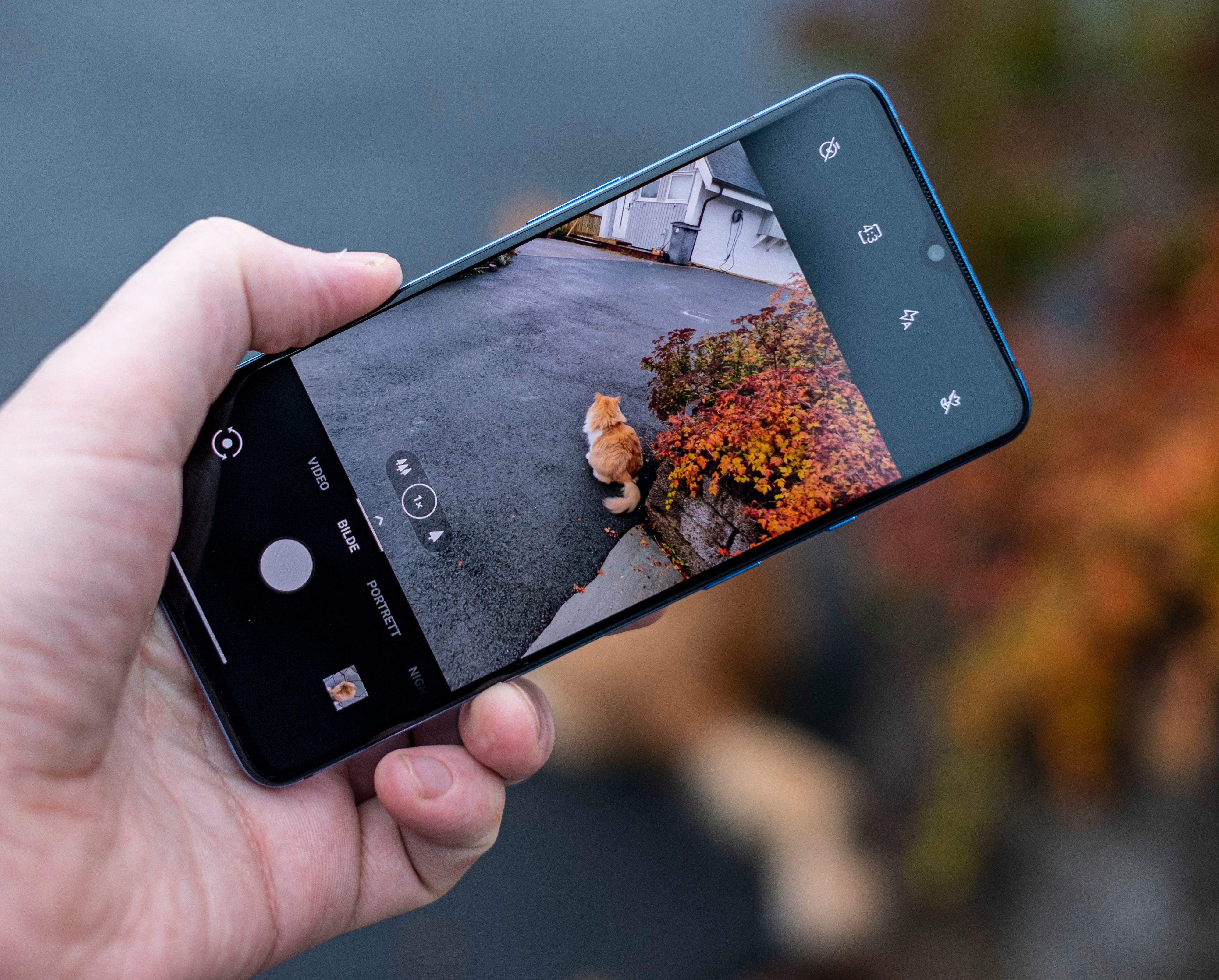 Kameraet i OnePlus-telefonene har blitt mye bedre. I 7T handler det både om mer fleksibel kameramaskinvare og bedre programvare.