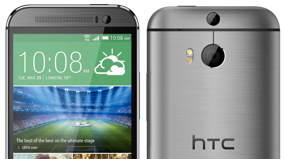 HTC One M9 blir et monster