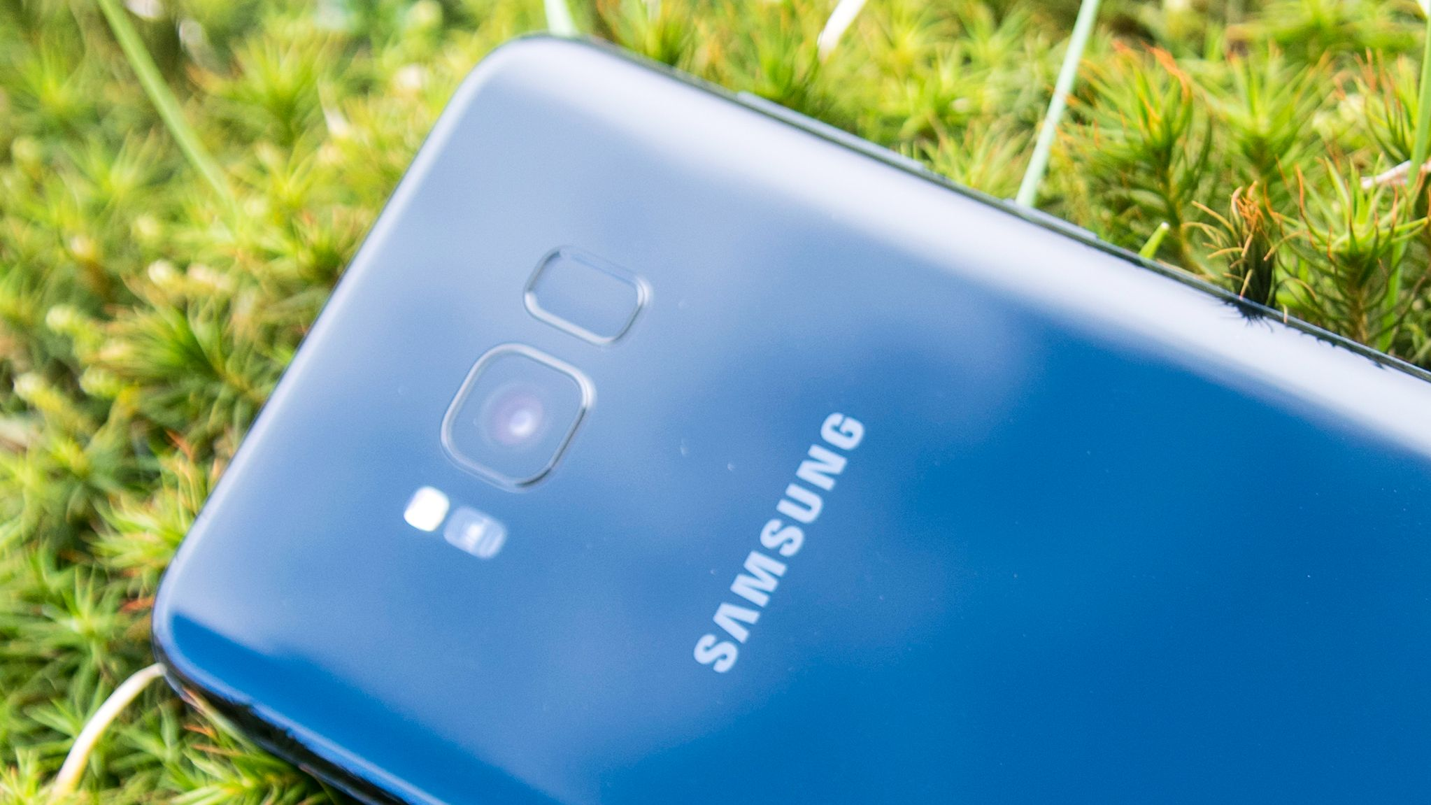 Galaxy S9 kan få iPhone X-aktig ansiktsskanning
