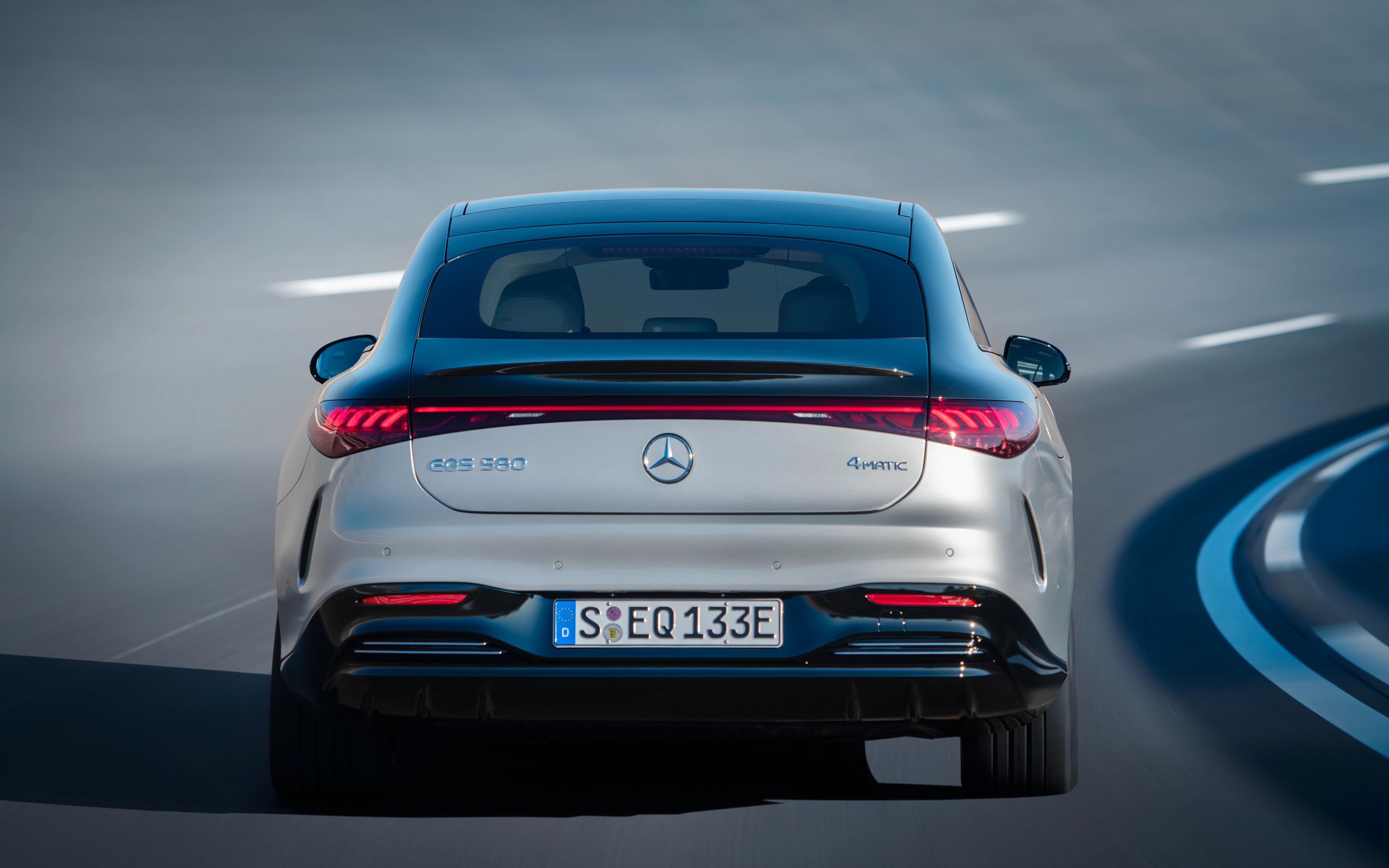 EQS skal være den mest aerodynamiske produksjonsbilen i verden.