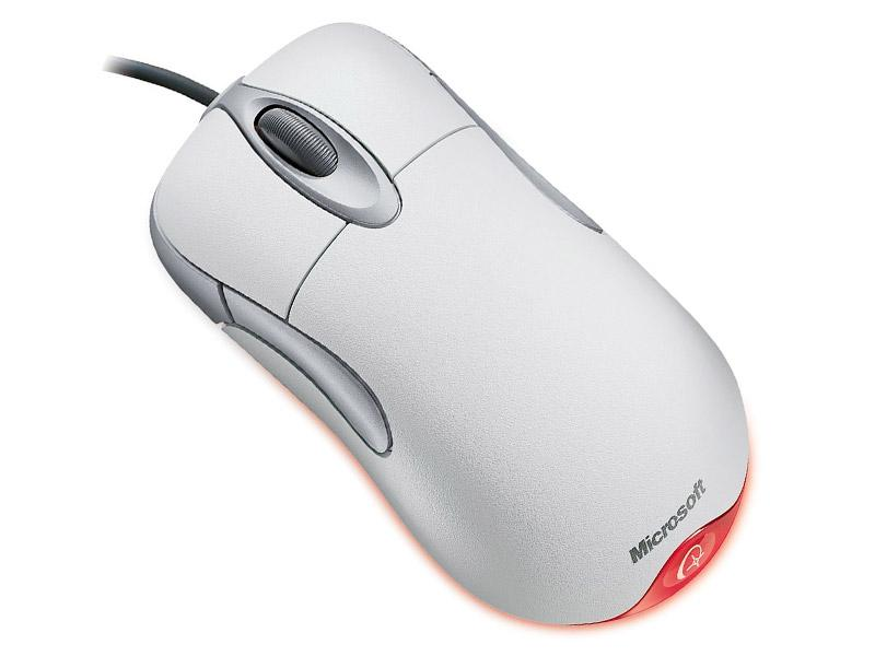 IntelliMouse Optical ga optiske mus til massene.Foto: Microsoft