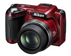 Nikon Coolpix L110.