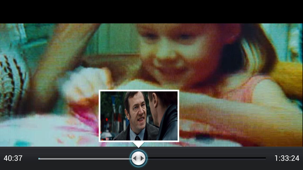 Du kan søke med bilde i videofilmene.