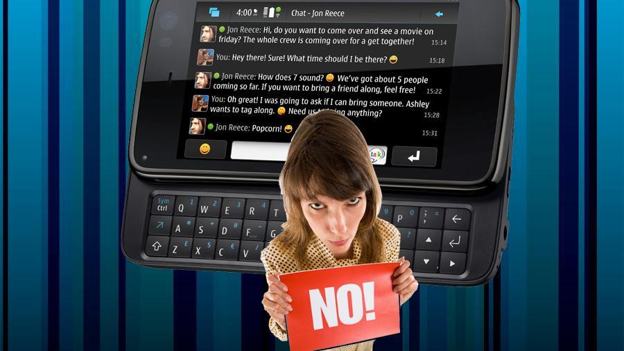 N900 får ikke Meego
