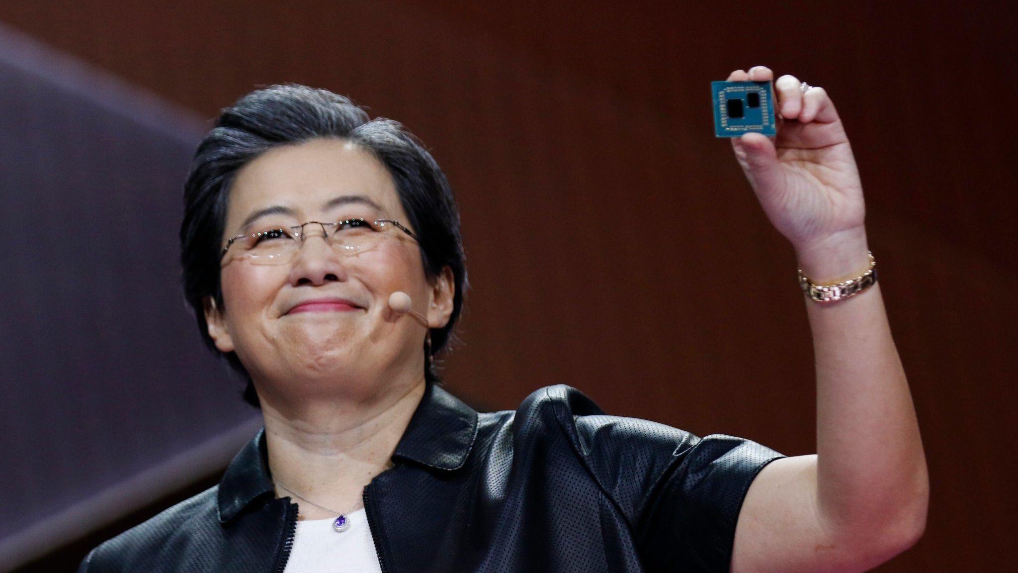 Viste frem ny prosessor på CES – demonstrerte marginal seier over Intel-konkurrent