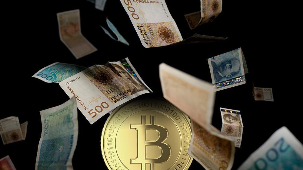 – Bitcoin vil aldri true den norske kronen