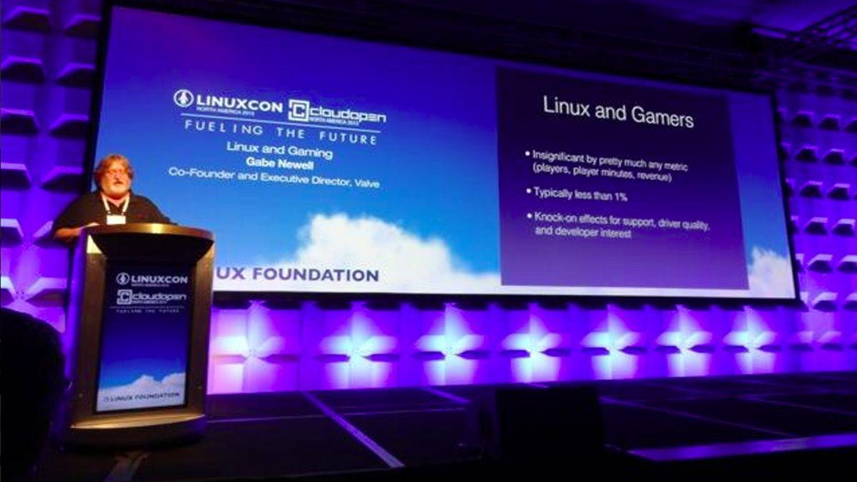 Nå blir det fart i satsingen på Linux som spillplattform
