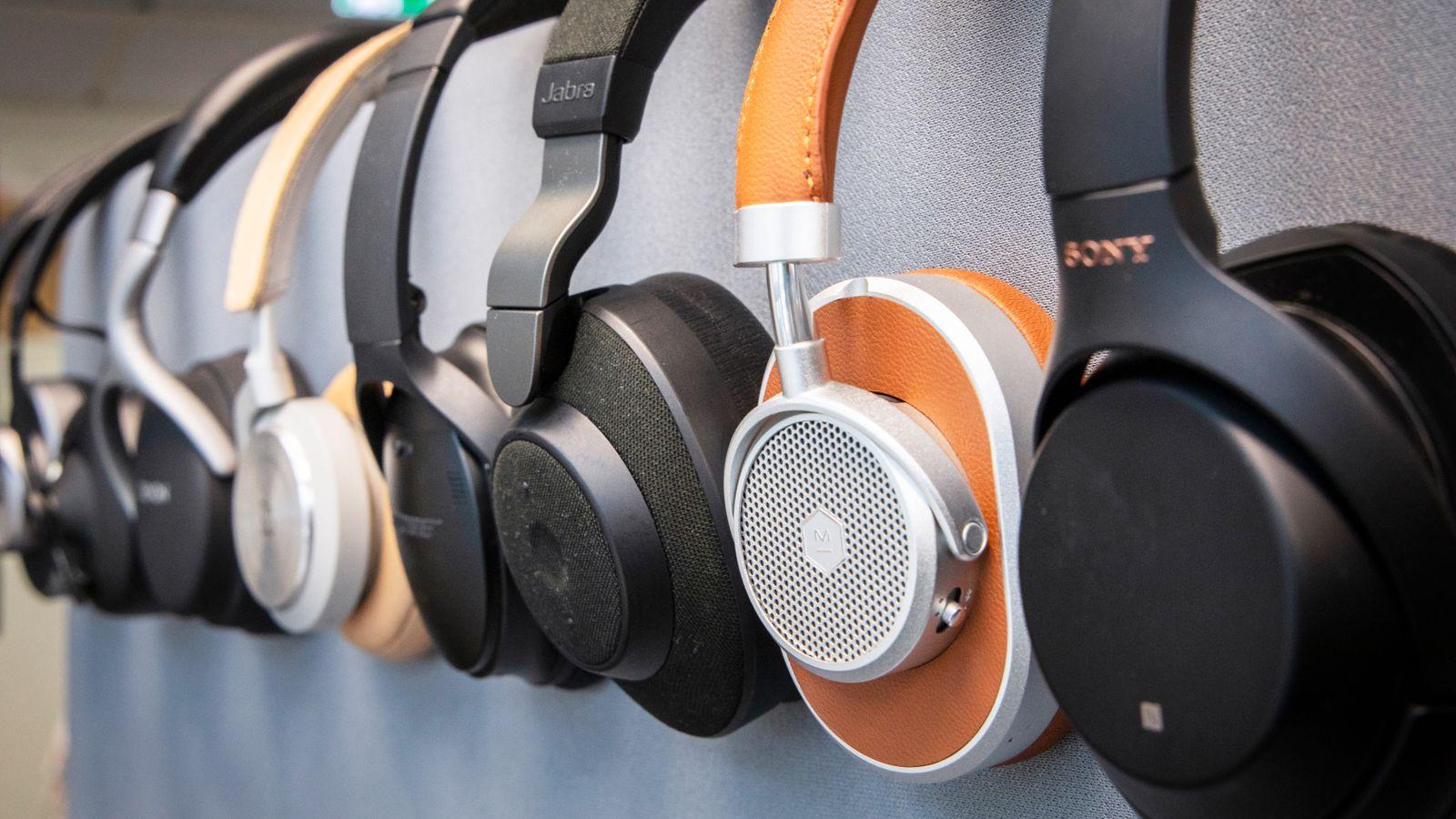 Best pris på Denon hodetelefoner, headset Se priser før kjøp