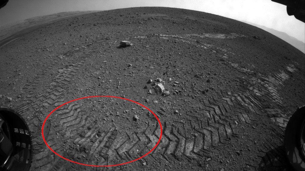 Her er NASAs Mars-hemmeligheter
