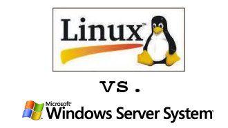 Linux eller Windows på serveren? (del 3)