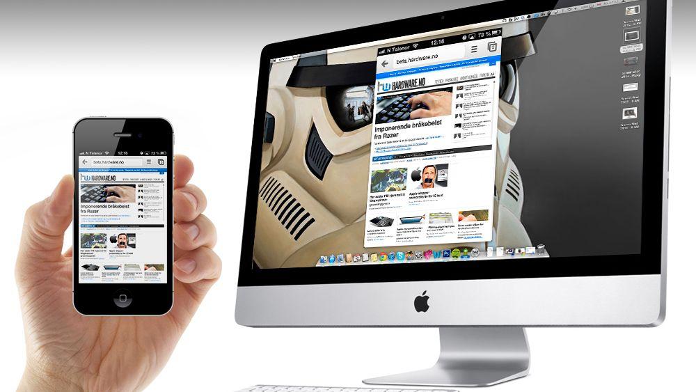 Slik bruker du Airplay uten Apple TV