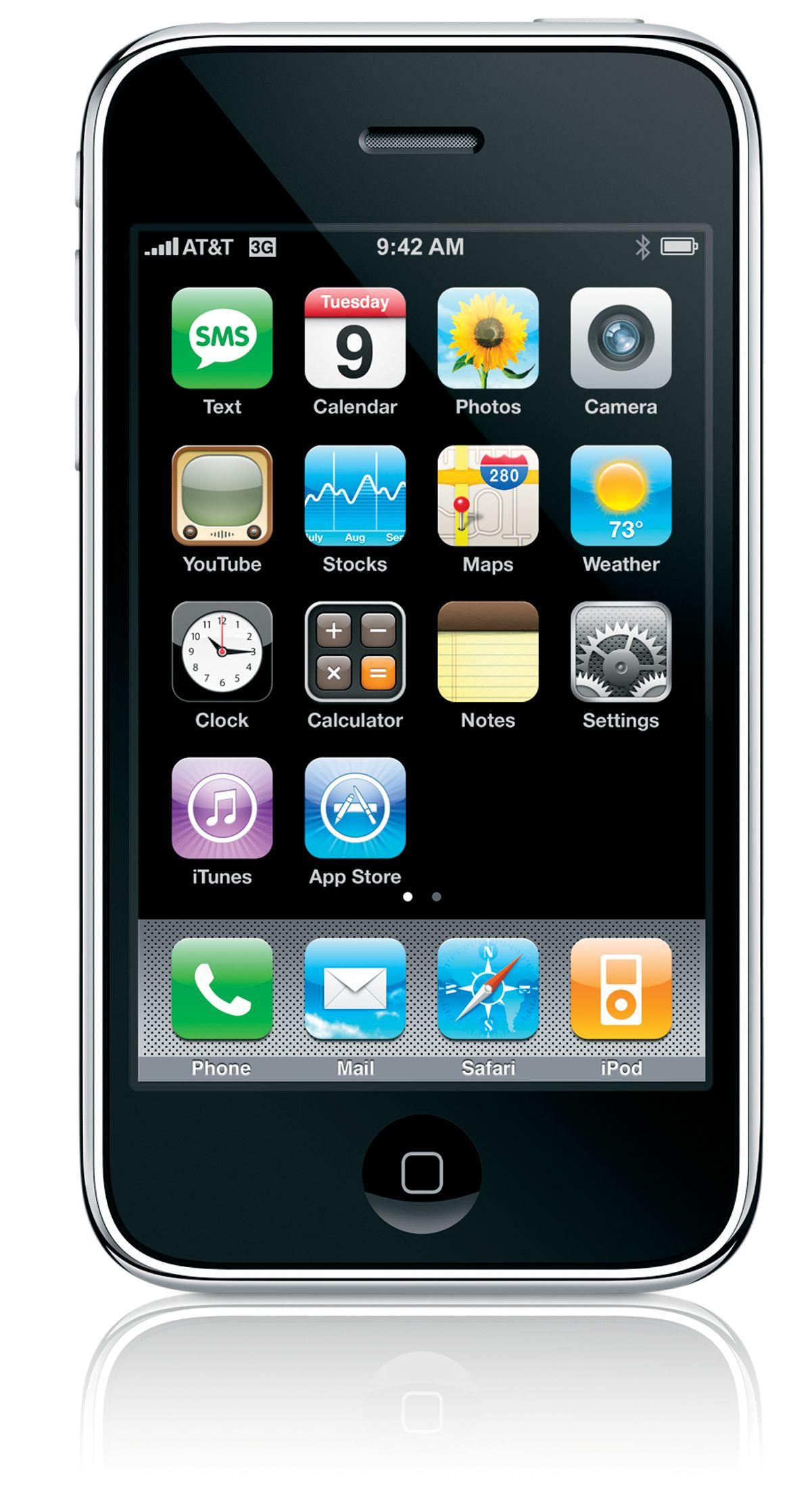 Iphone har blitt større siden sist.