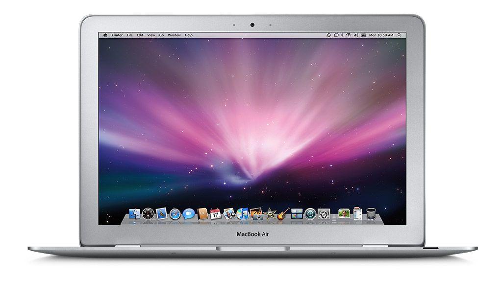 MacBook Air er for feit