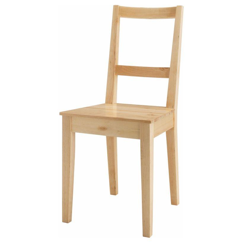 Dette bildet av stolen Bertil fra 2006 ble laget på PC.Foto: IKEA
