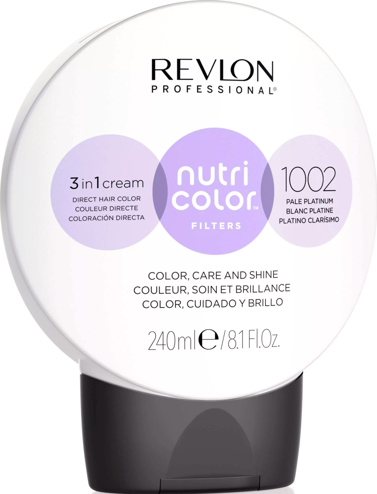 Nutricolor hårinpackning med pigment från Revlon