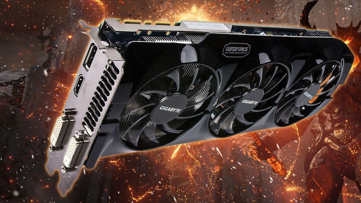 Gigabyte GeForce GTX 760 Windforce 4 GB