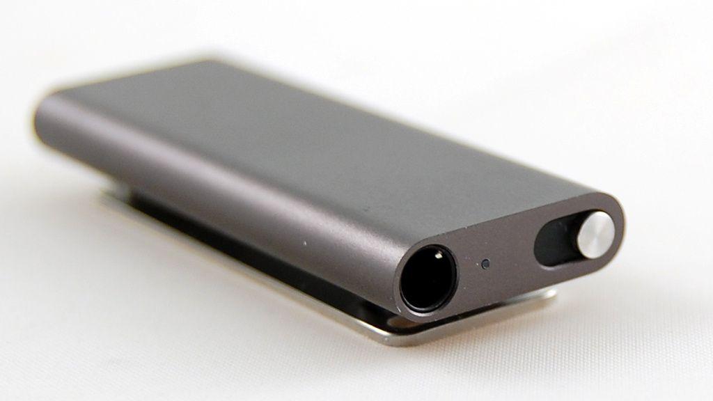 Test av nye iPod Shuffle