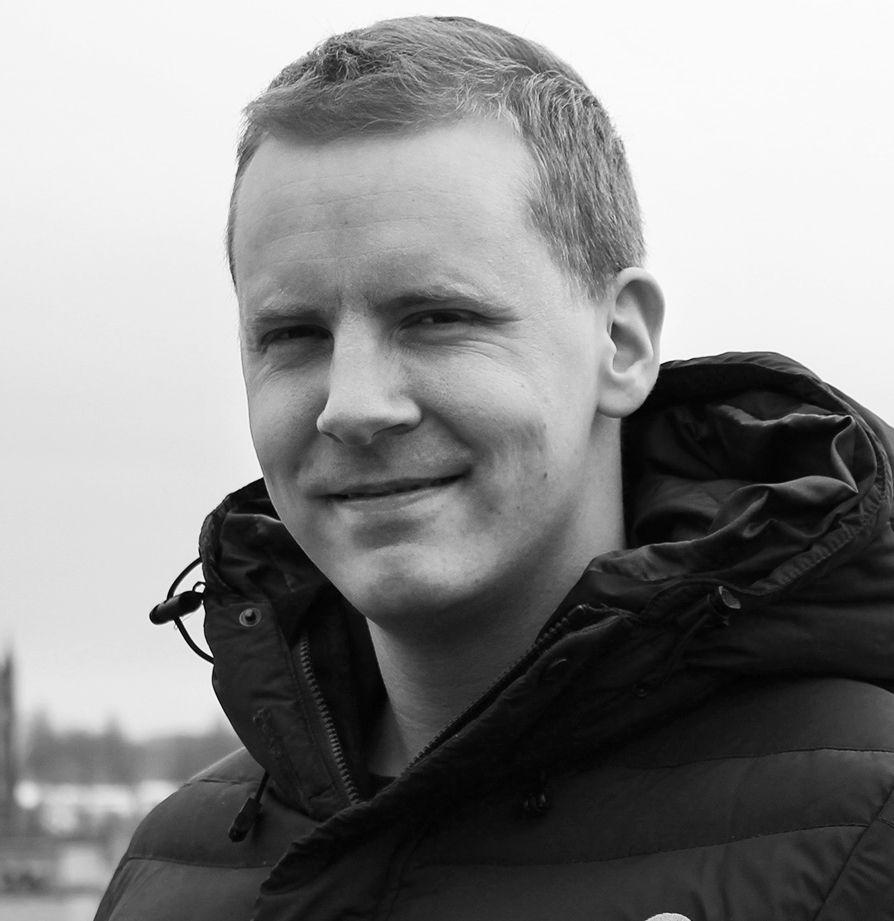 Vegard Ottervig, journalist.